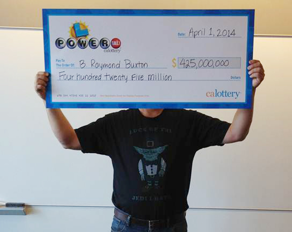 San Francisco, CA - $425 Million Powerball Winner Wants Privacy     					    				More of today's headlines