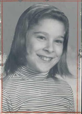 File photo of 11 year old girl Esther Lebovitz who was killed in 1969