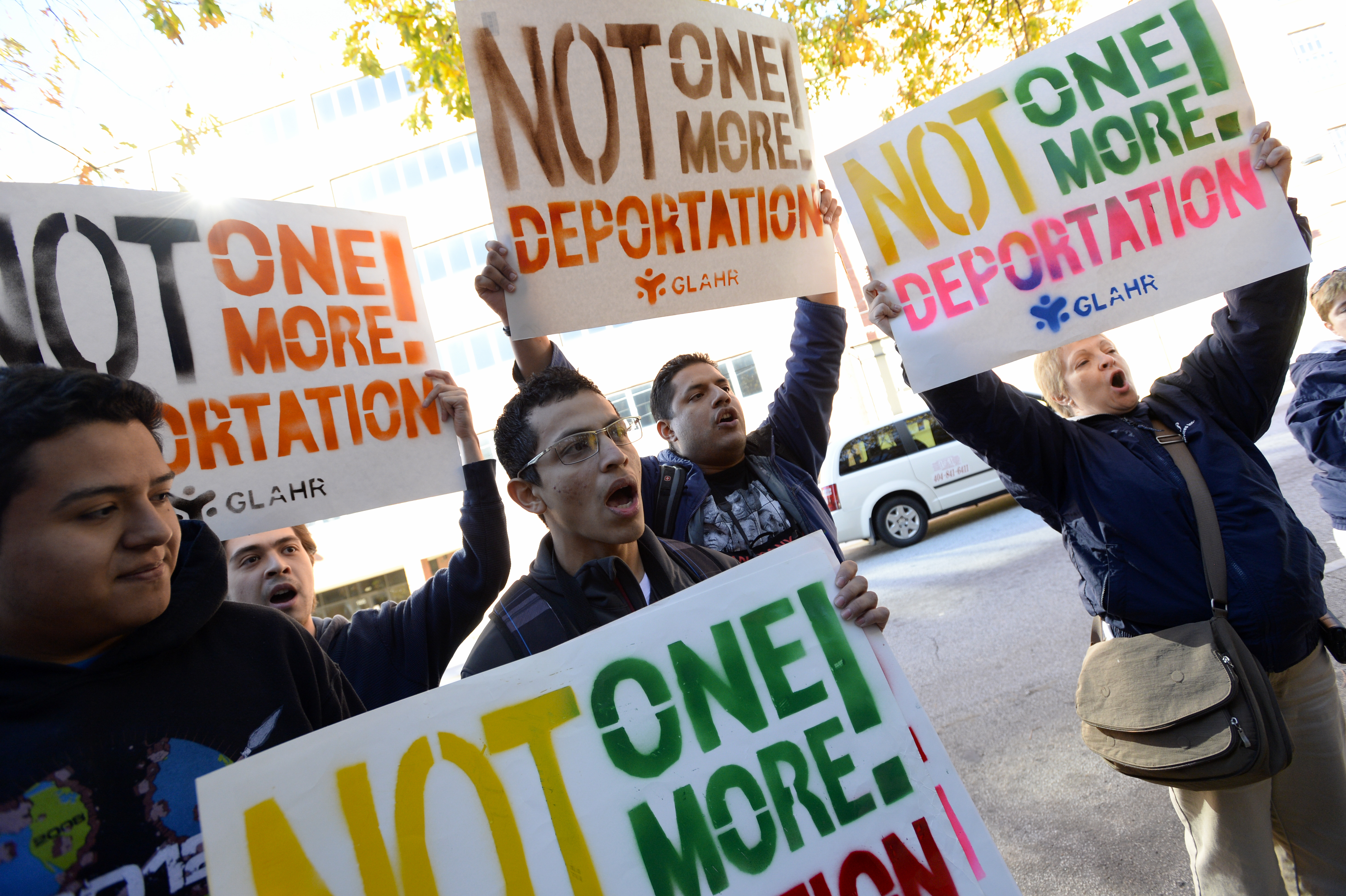 Washington - US May Ease On Deportations Of Immigrants With