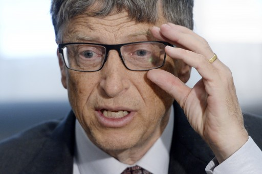 FILE - Philanthropist Bill Gates. EPA