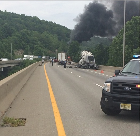 Mahwah Township, NJ - 3 Dead In New Jersey Accident On I-287