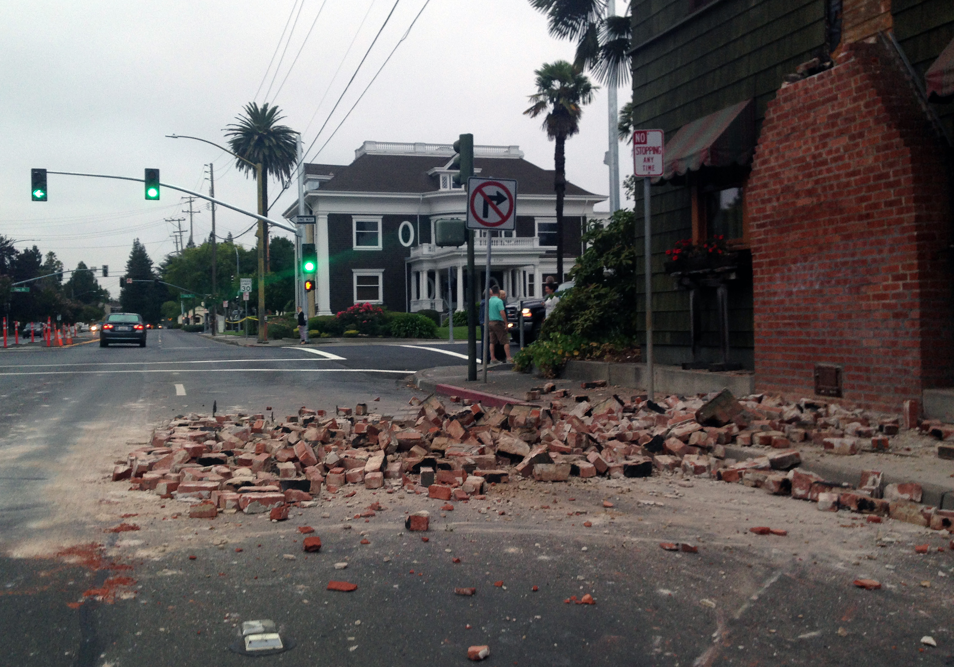 When Will the Next Big One Hit? California's Bay Area Gets Hit With Two Earthquakes in One Day