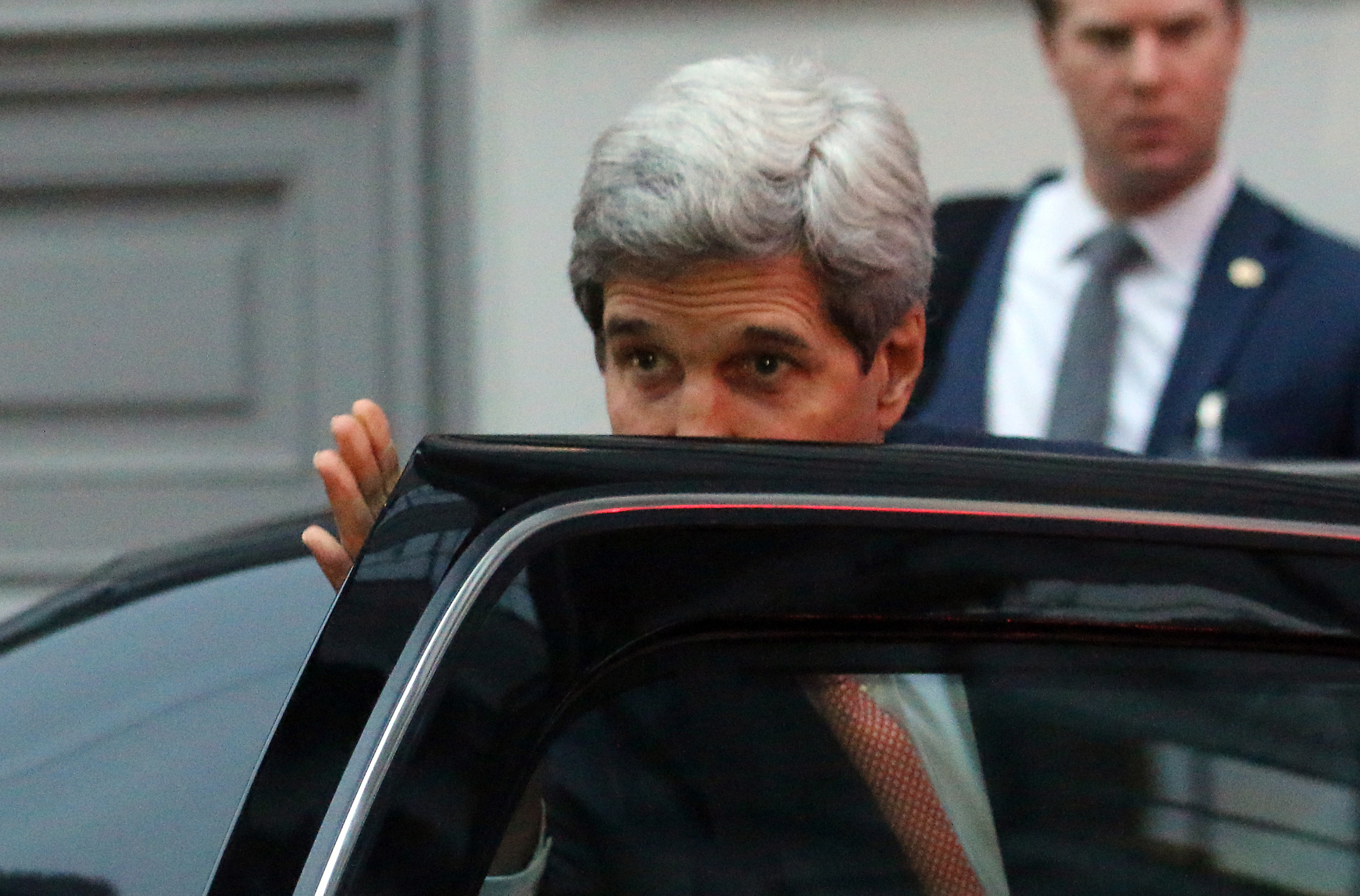 Profiles in Treason: John Kerry – This Traitor Teamed With 'Death To America' Mullahs While Turning His Back On America