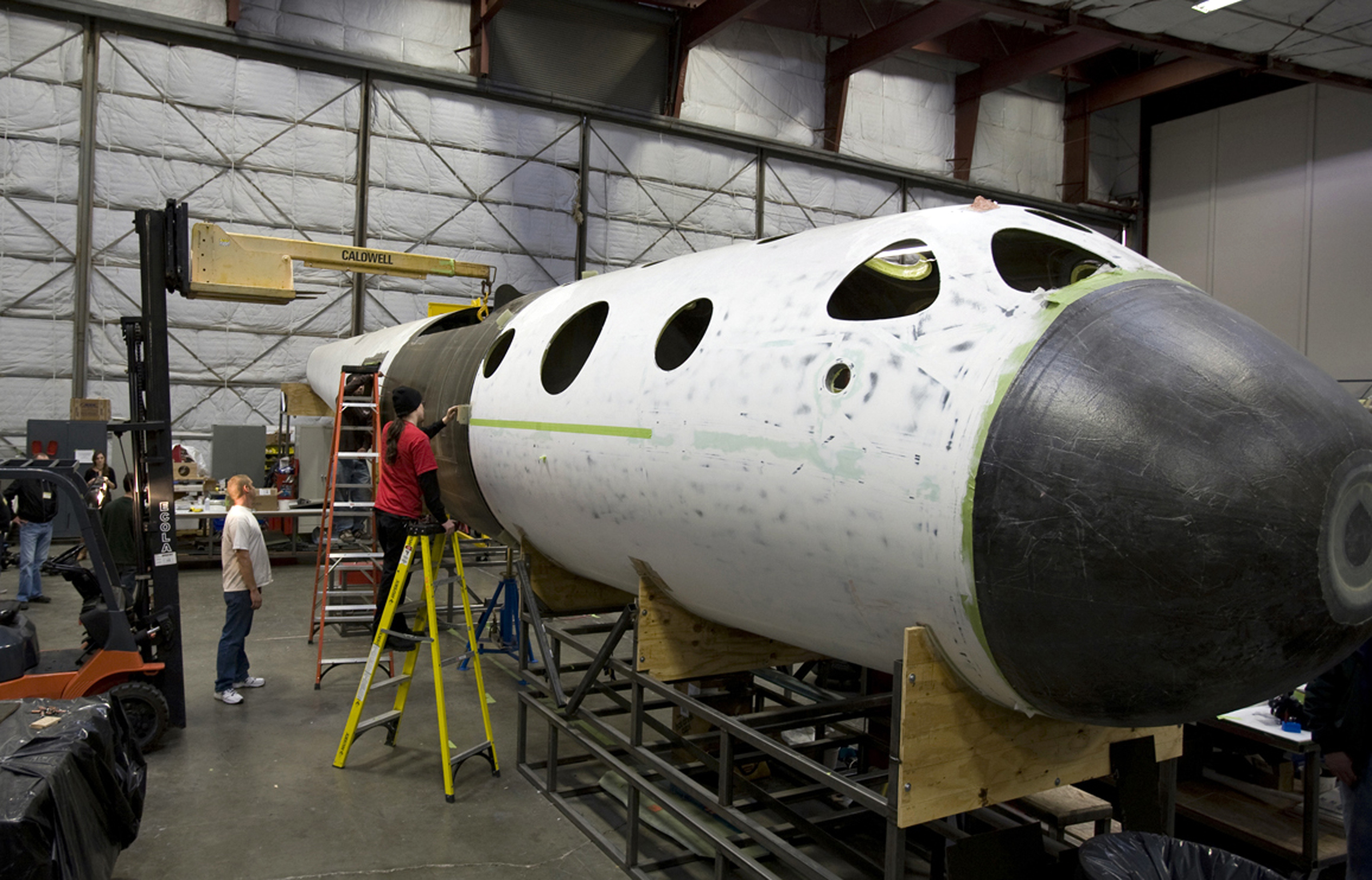 Albuquerque, NM - CEO: Virgin Galactic Looks To Resume Tests In 2015