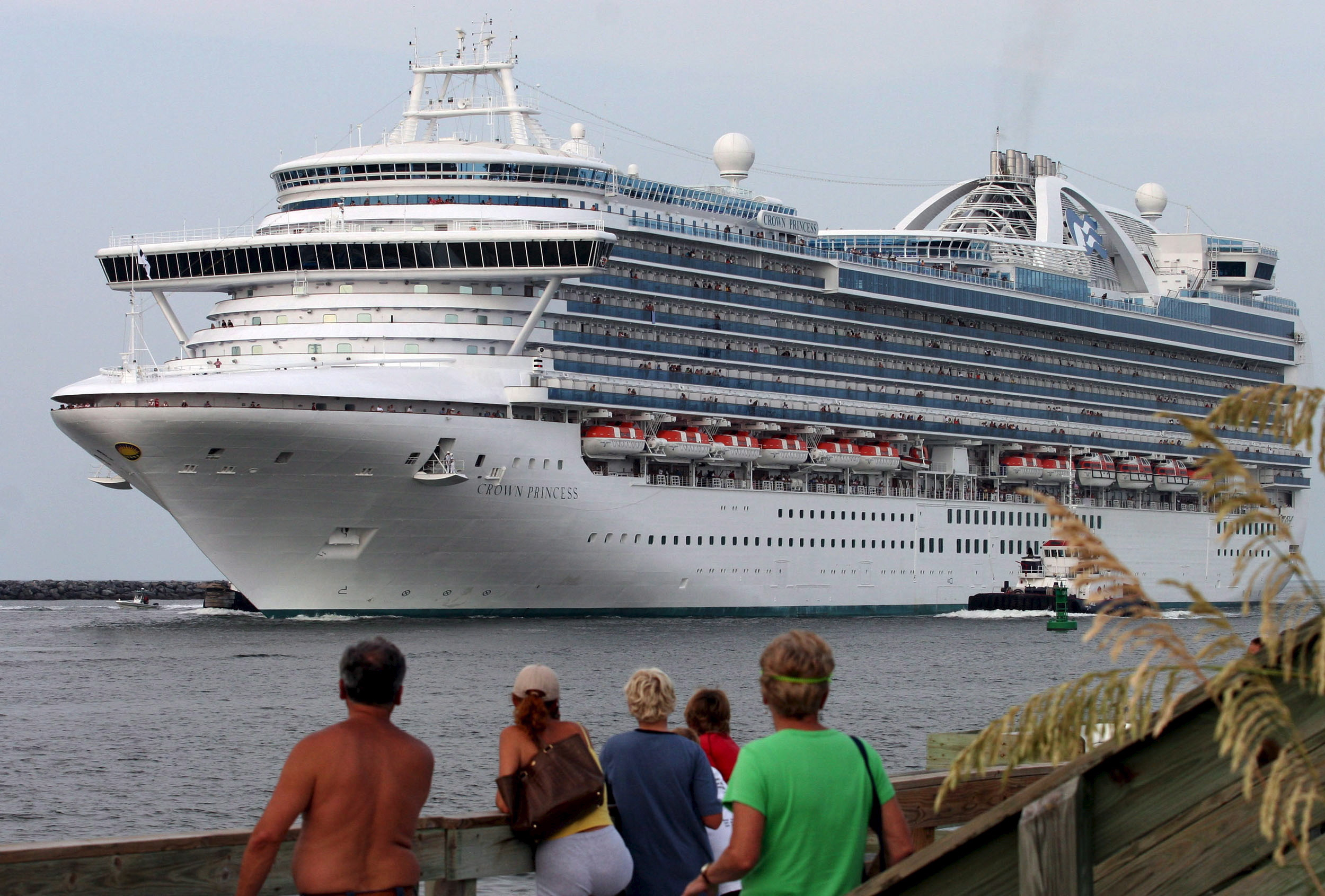 Los Angeles CA CDC People On Cruise Fell Ill With Norovirus - Los angeles cruise ship terminal