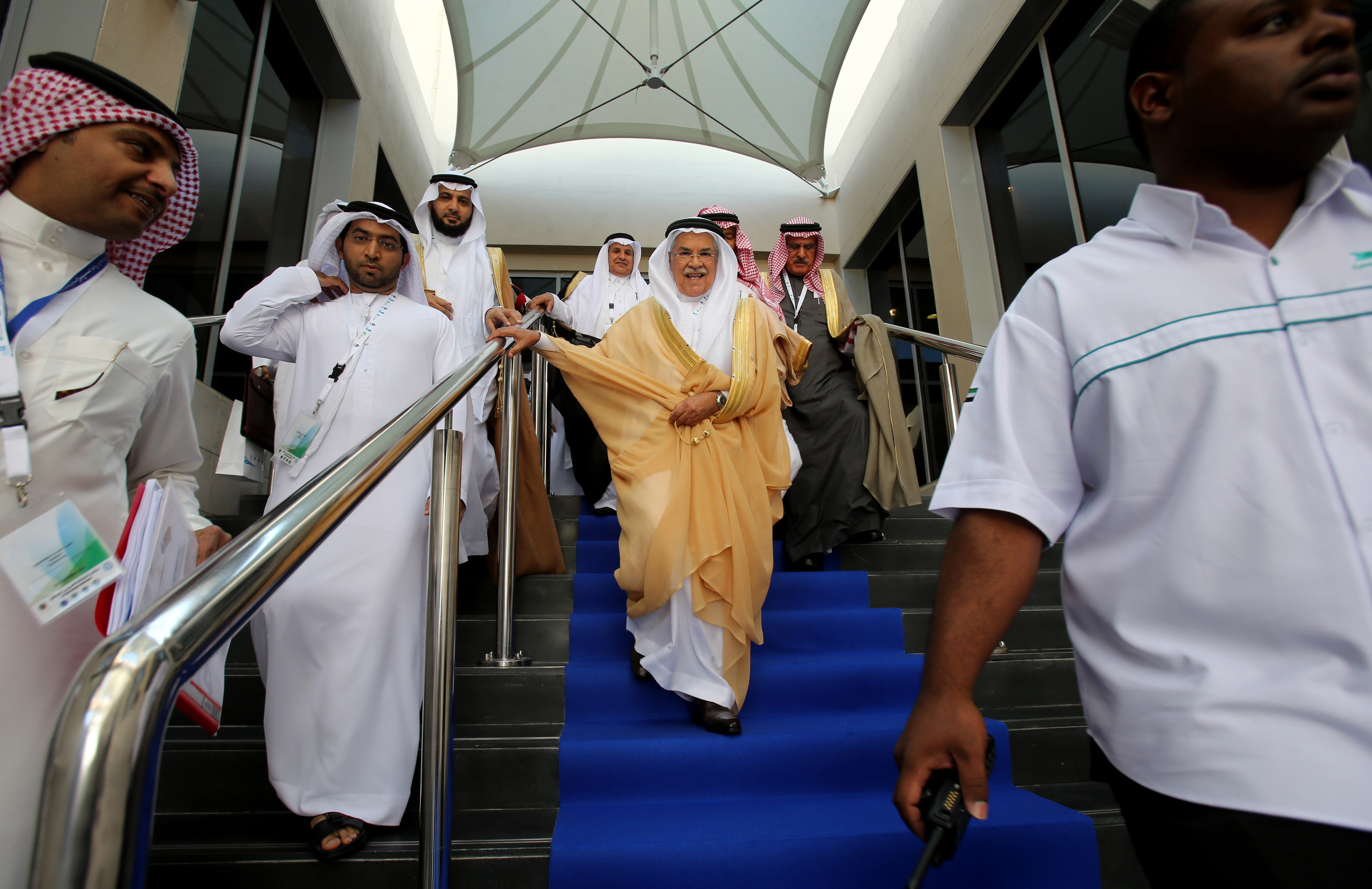 Saudi Arabia Oil Chief Says There S No Conspiracy Behind Drop In Prices