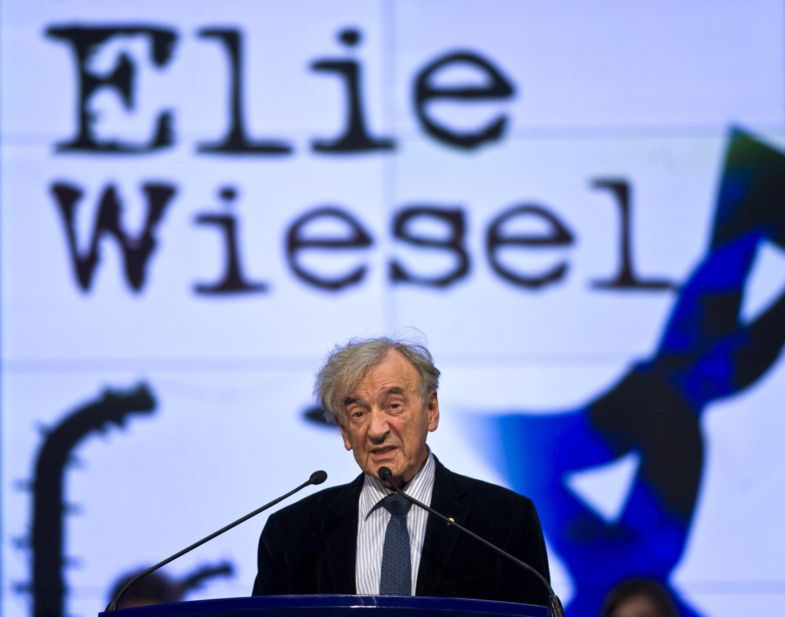 elie wiesel essay prize In 1986, at the age of fifty-eight, romanian-born jewish-american writer and political activist elie wiesel (september 30, 1928–july 2, 2016) was awarded the nobel.