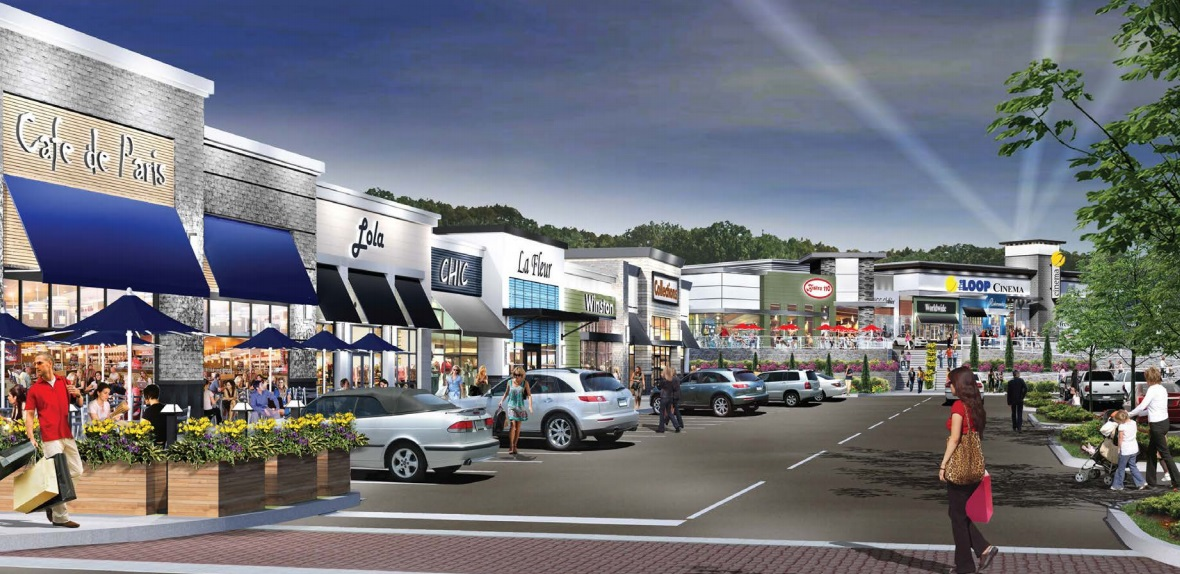 Newburgh Ny Hudson Valley Town Getting 100m Retail Center