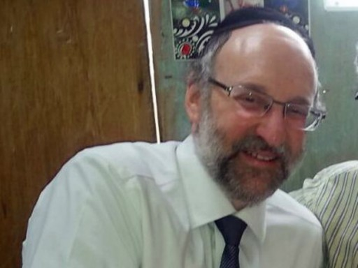 Howie Rotman (pictured) of Toronto was seriously injured in an attack on a Jerusalem synagogue in November 2014. (Courtesy)