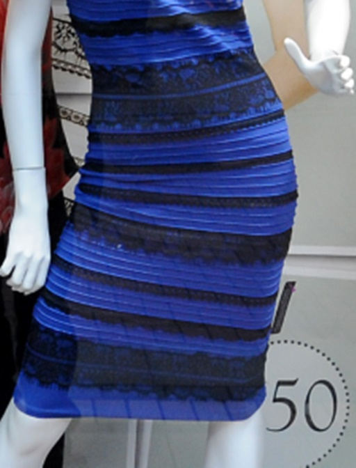 Lichfield England Debates Rage Over Color Of Dress