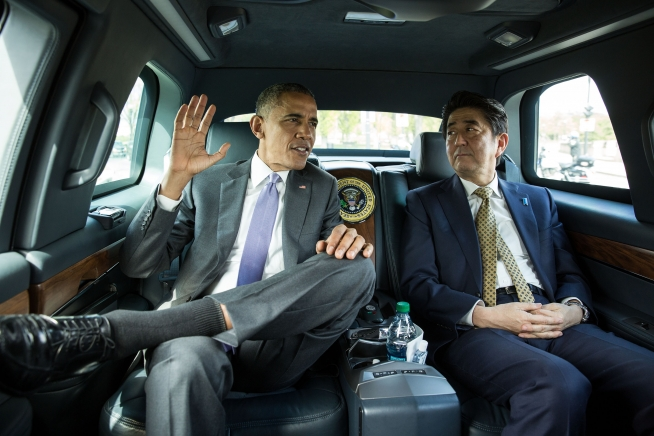 washington obama abe putting joint face on trade amid opposition in us. Black Bedroom Furniture Sets. Home Design Ideas