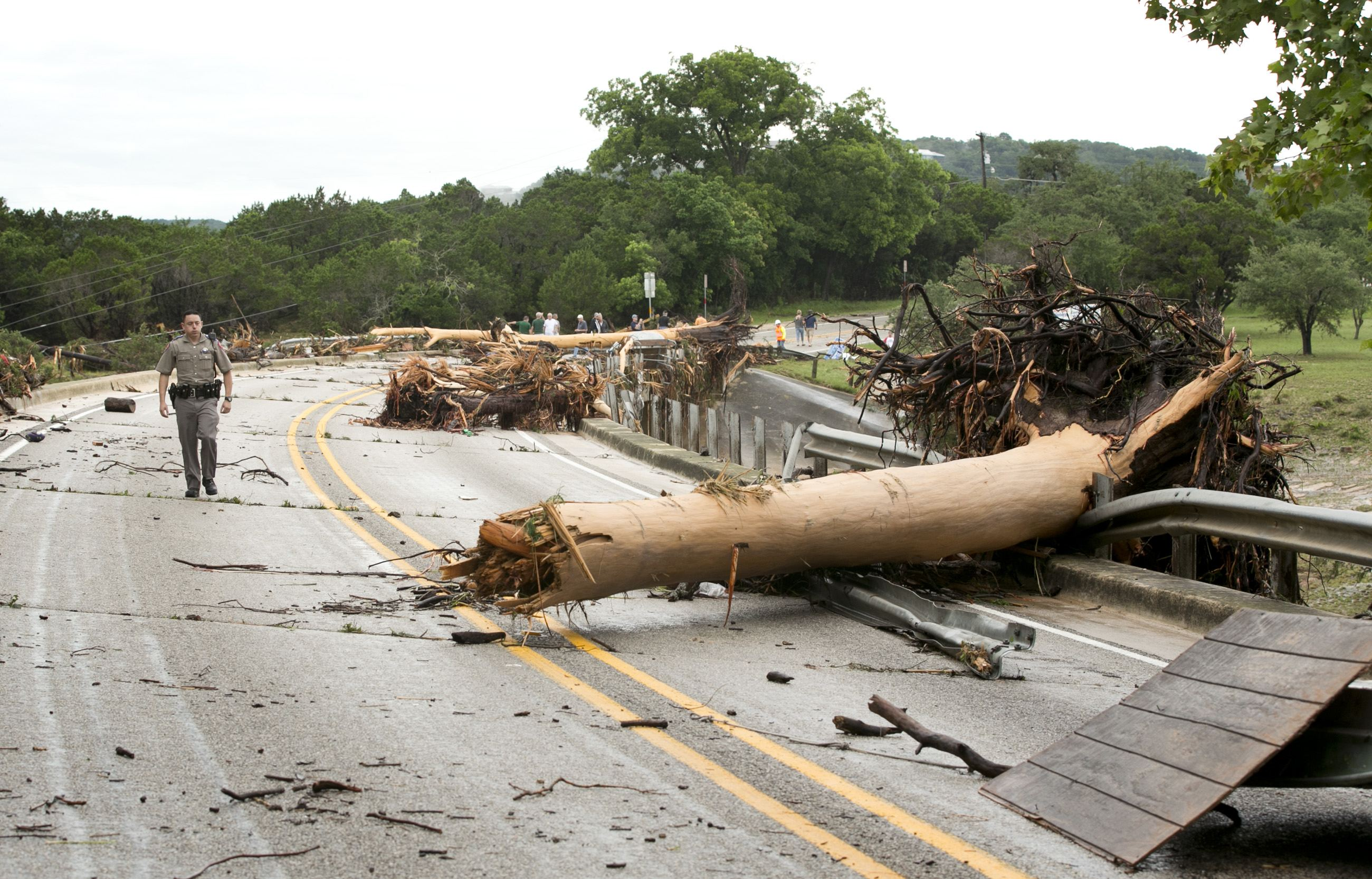 Austin, TX - Texas Governor Says Deadly Flooding Is Worst Ever Seen ...