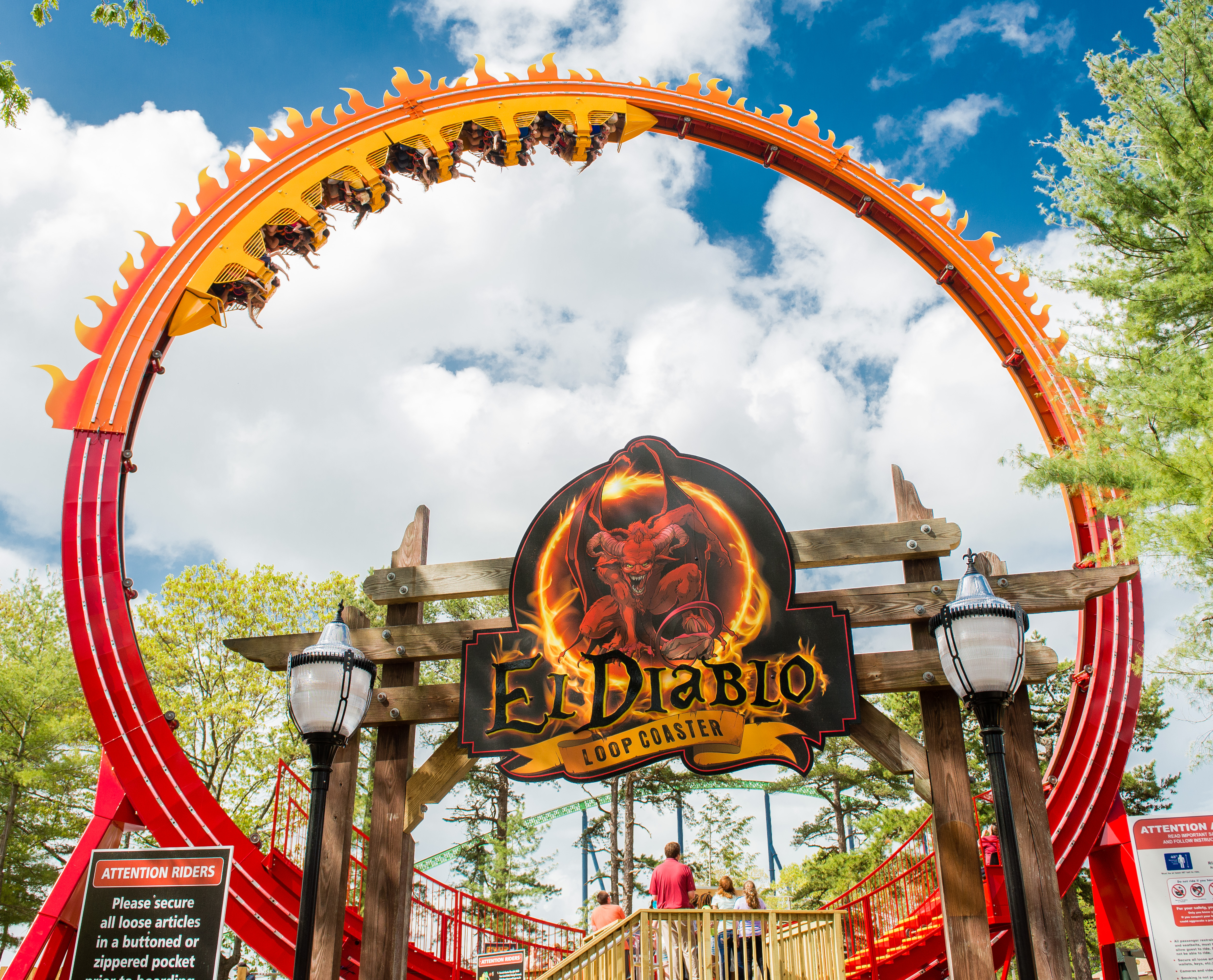 · Your employe, Zack, who worked at the joker the time I went was very nice and kind. He made sure that I was safe. I asked him about the ride and gave all good reviews which were true.
