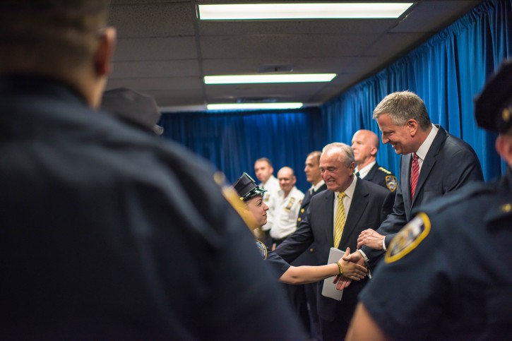 New York – NYC To Hire 1,300 Police Officers As Part Of $78.5B Budget