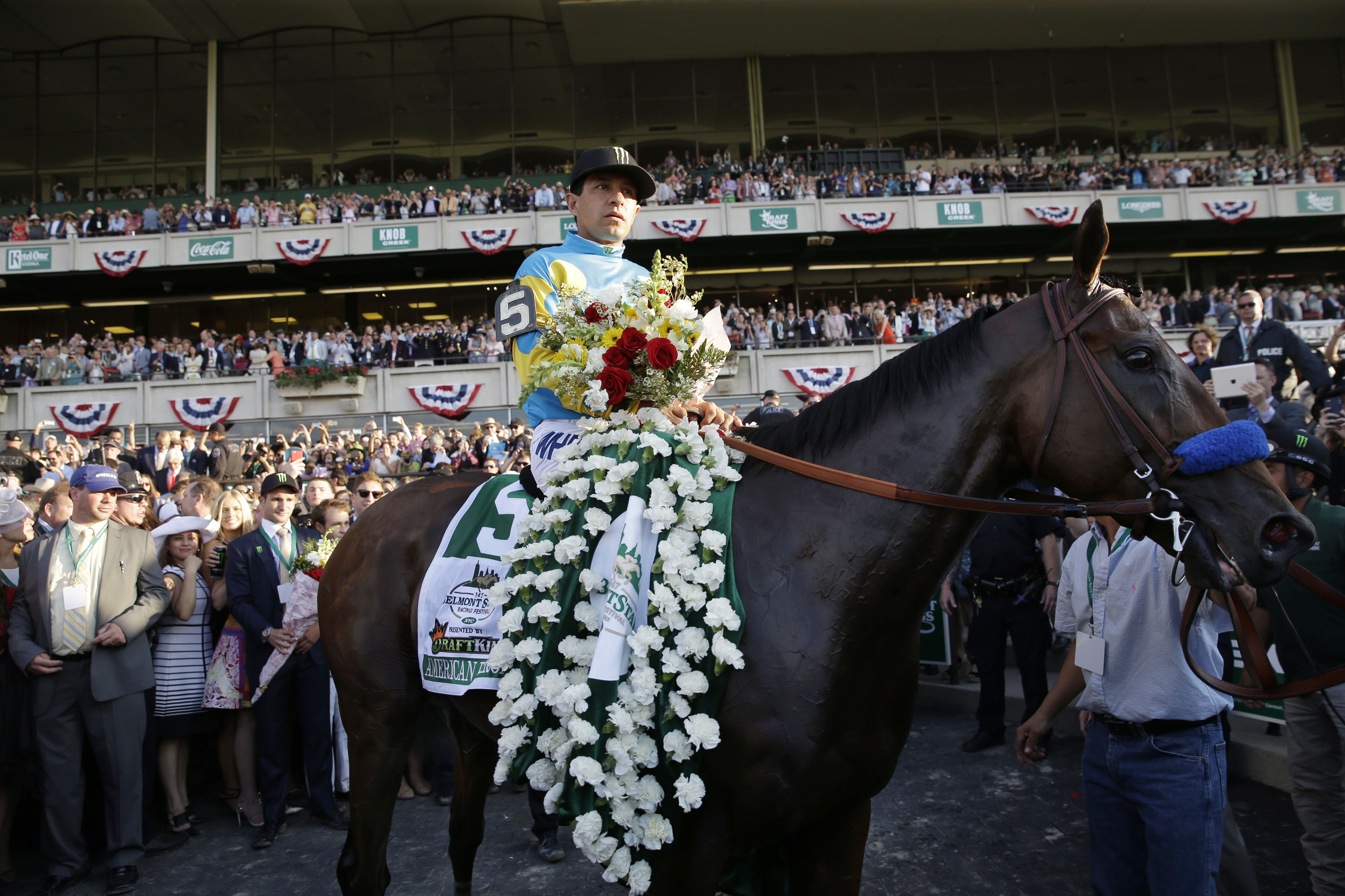 New York American Pharoah Owned By Jew From Egypt Wins
