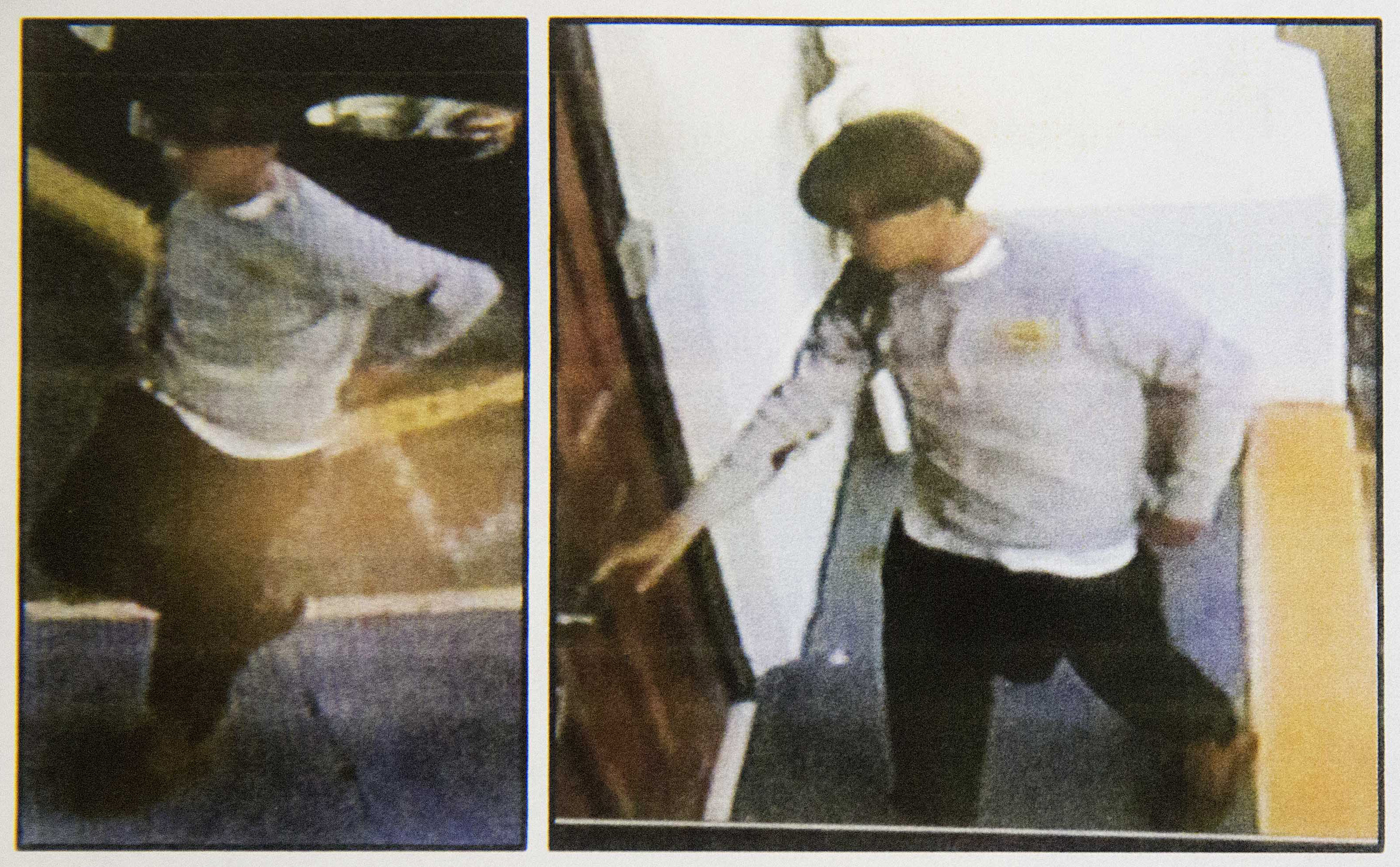 Charleston Sc Hate Crime Image Of Suspect In Mass