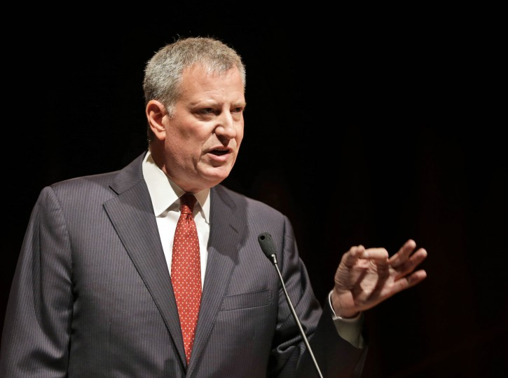 New York – At Last, De Blasio Takes Off Gloves And Hits Back At Cuomo