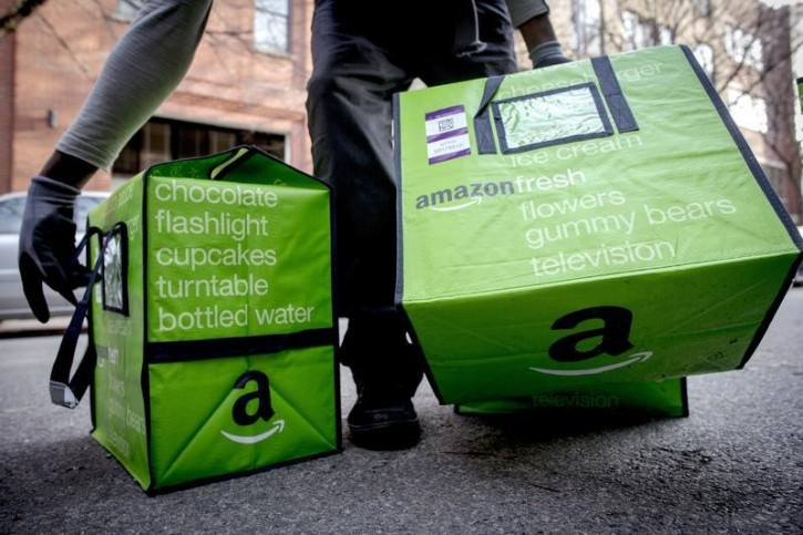 Seattle, WA – Amazon Aims To Expand Shipping By Hiring Delivery Staff Using An App
