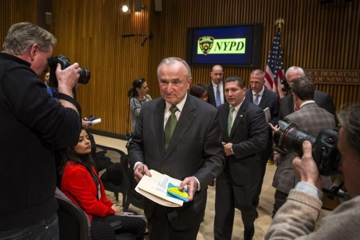 New York – Commissioner Bratton To City Council: NYPD Can Reform Itself