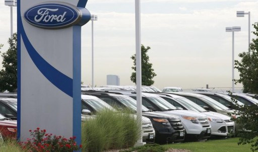 Detroit – Ford Joins Rivals In Ramping Up Pace Of Self-Driving Car Tech