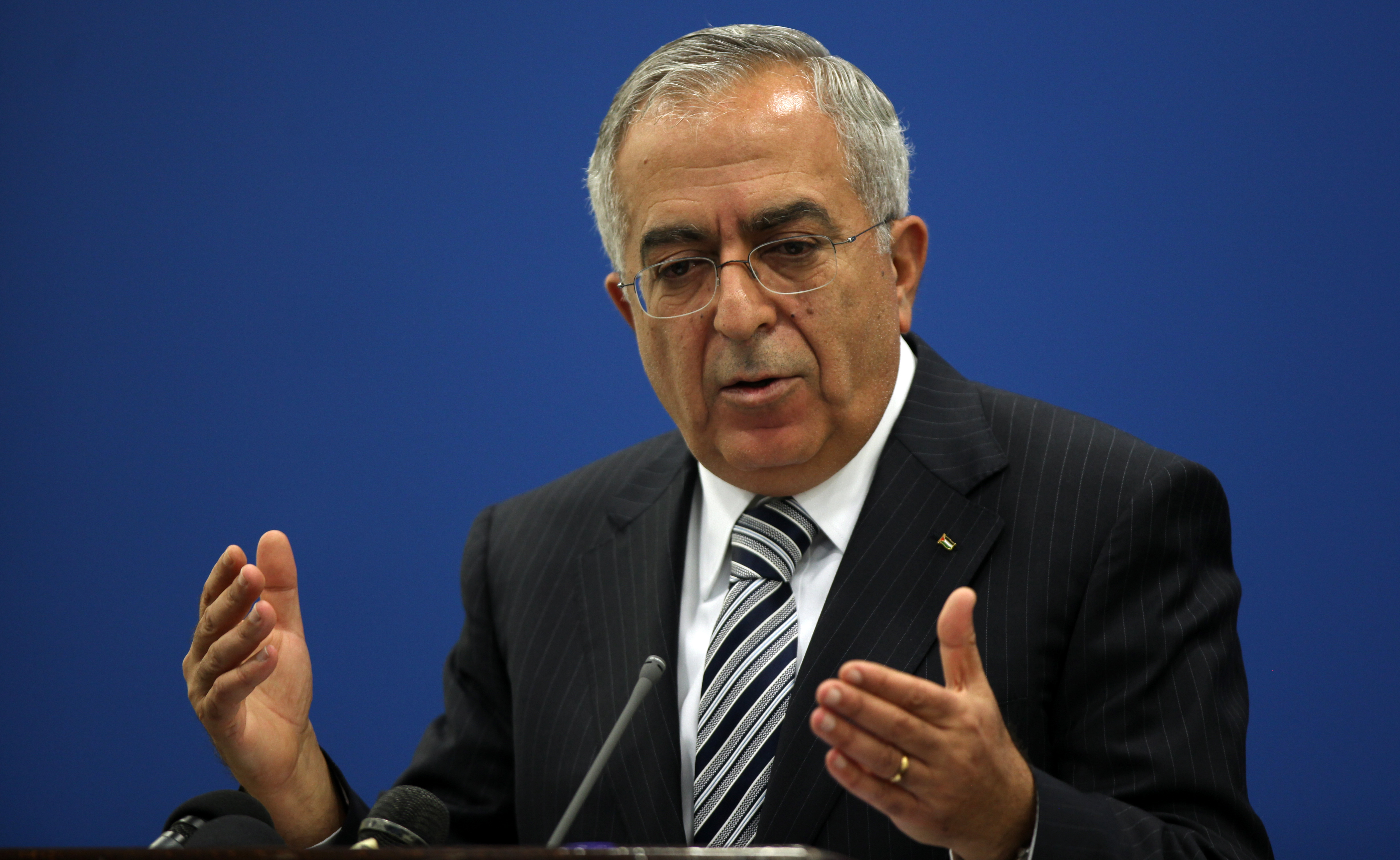 West bank palestinian authority freezes assets of former pm - Prime minister office postal address ...