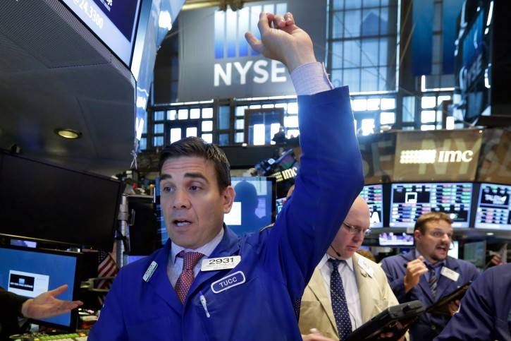 New York – Scary Headlines Don't Deter Investors