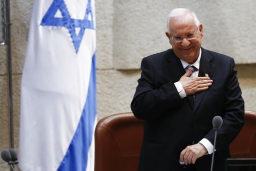 Jerusalem – President Rivlin Tells Arab Journalists: We Must Be Israelis Not Jews Or Arabs