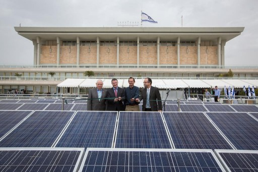 Ashalim – Israel Signs Deal For $1.1 Billion Thermo-Solar Power Plant