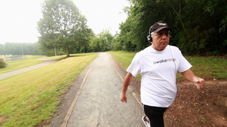 Washington – Exercise Good For Brain, Even For Those With Alzheimer's