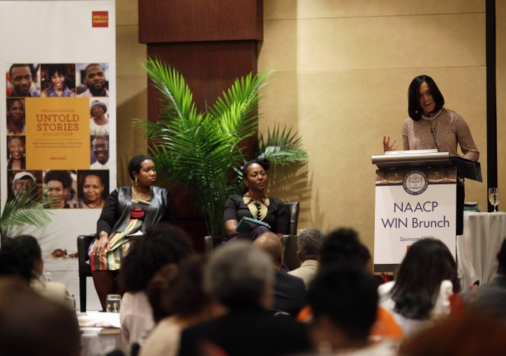 Maryland – Baltimore Prosecutor At NAACP Forum: Hardship Became Inspiration For Reform