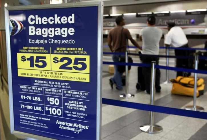New York Checked Bag Fees Are Here To Stay United