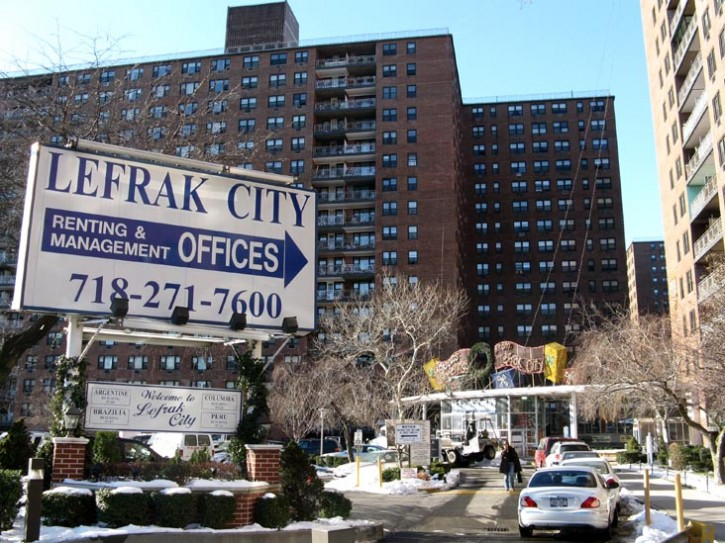 "Queens, NY – Orthodox Jews File ""Discrimination"" Suit Over Key Fob Renovations In Lefrak City"