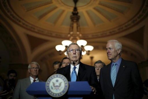 Georgetown, KY – McConnell Acknowledges Difficulty In Blocking Iran Deal