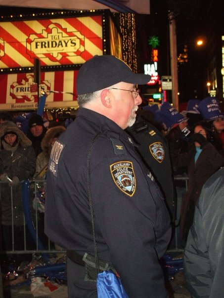 FILE - Morris Faitelewicz in Times Sq in 2009