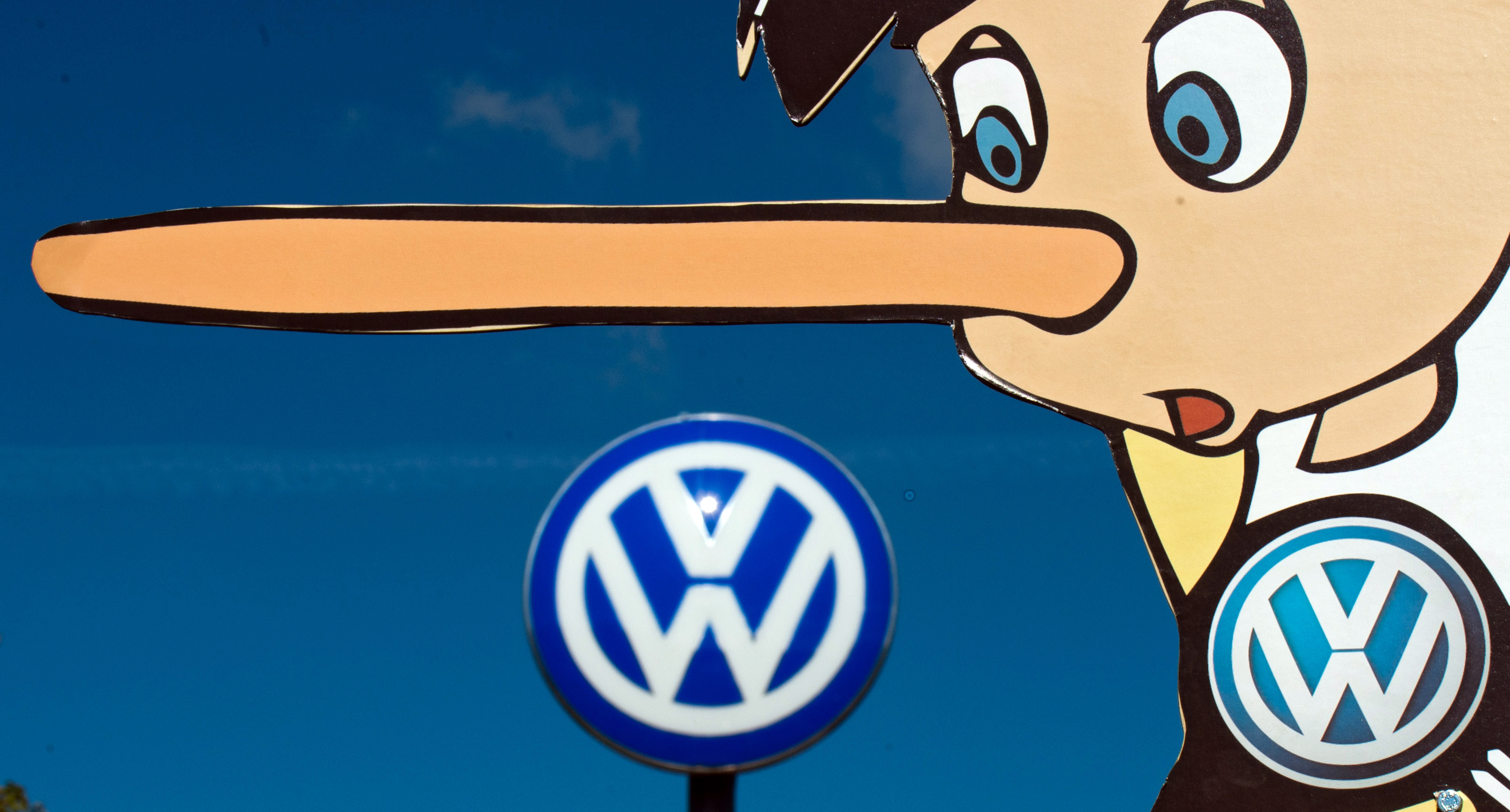 washington - vw facing 'tsunami' of legal trouble in emissions scandal