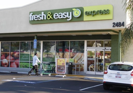 Torrance, CA – Fresh & Easy Grocery Chain To Shutter All Of Its Stores