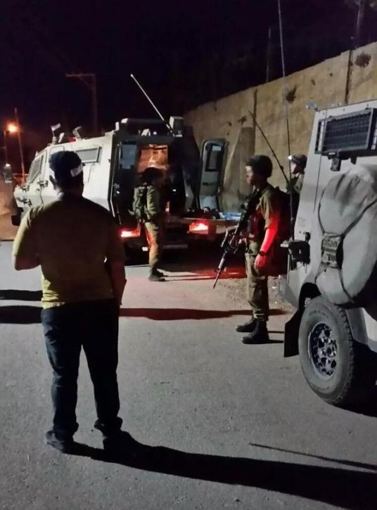 Jerusalem – Israeli Army Says Body Of Soldier Found In West Bank