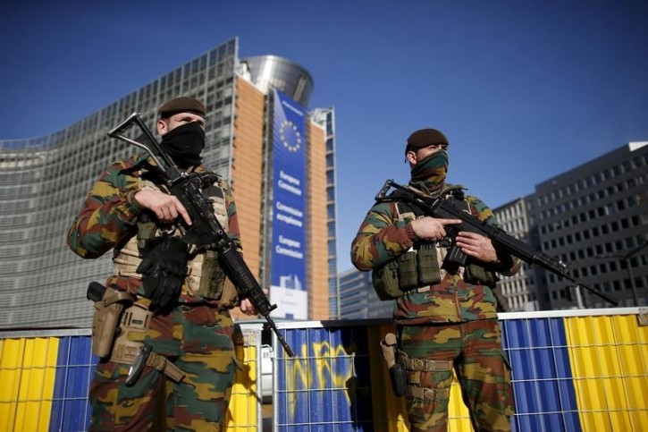 Brussels – Security Steps In Paris, Brussels, May Be Spreading Anxiety