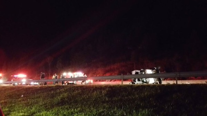 Fatal Accident On Nys Thruway Today