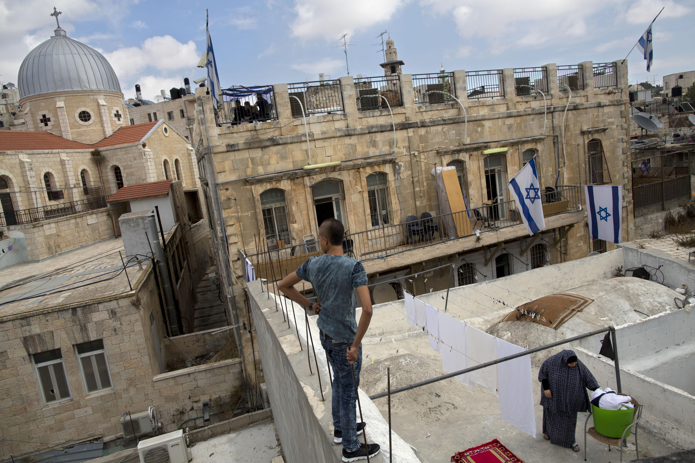 Jerusalem - Palestinian Eviction Case Spotlights Jerusalem