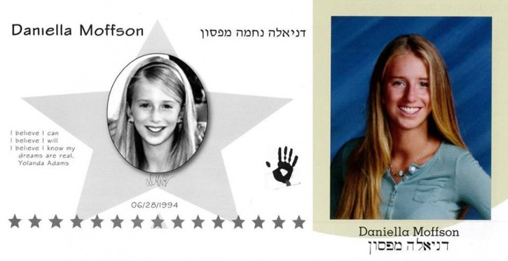 2004 shot from the Ramaz Lower School yearbook