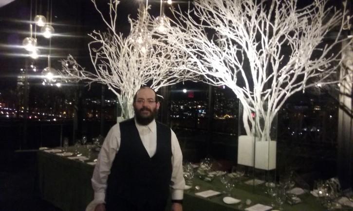 Williamsburg resident Rabbi Pinchas Gold.