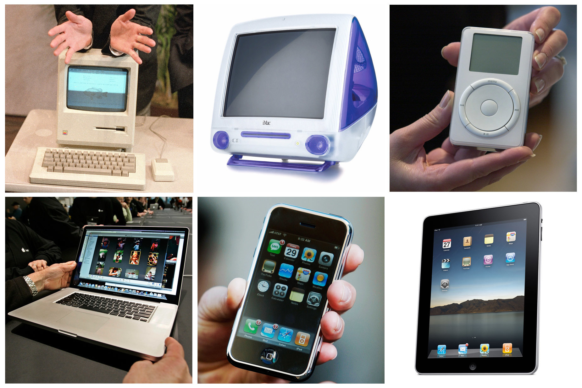 Cupertino, CA - Apple Still Strong At 40, But Are Best ...