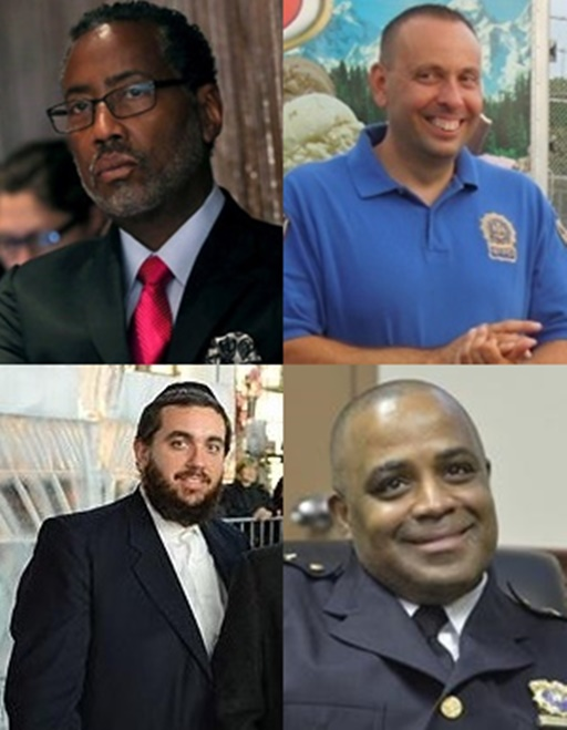 Wiretaps on Reichbergs phone led the feds to then-NYPD Chief of Department Philip Banks and,, corrections union president Norman Seabrook, and 66PCt Community Affairs Officer Michael Milici