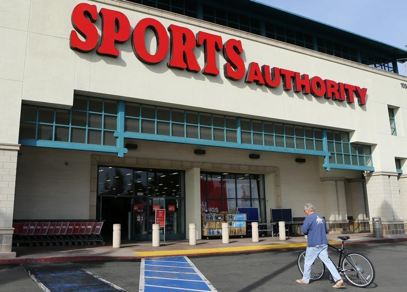 New York - Sports Authority Is Shuttering All Stores Amid