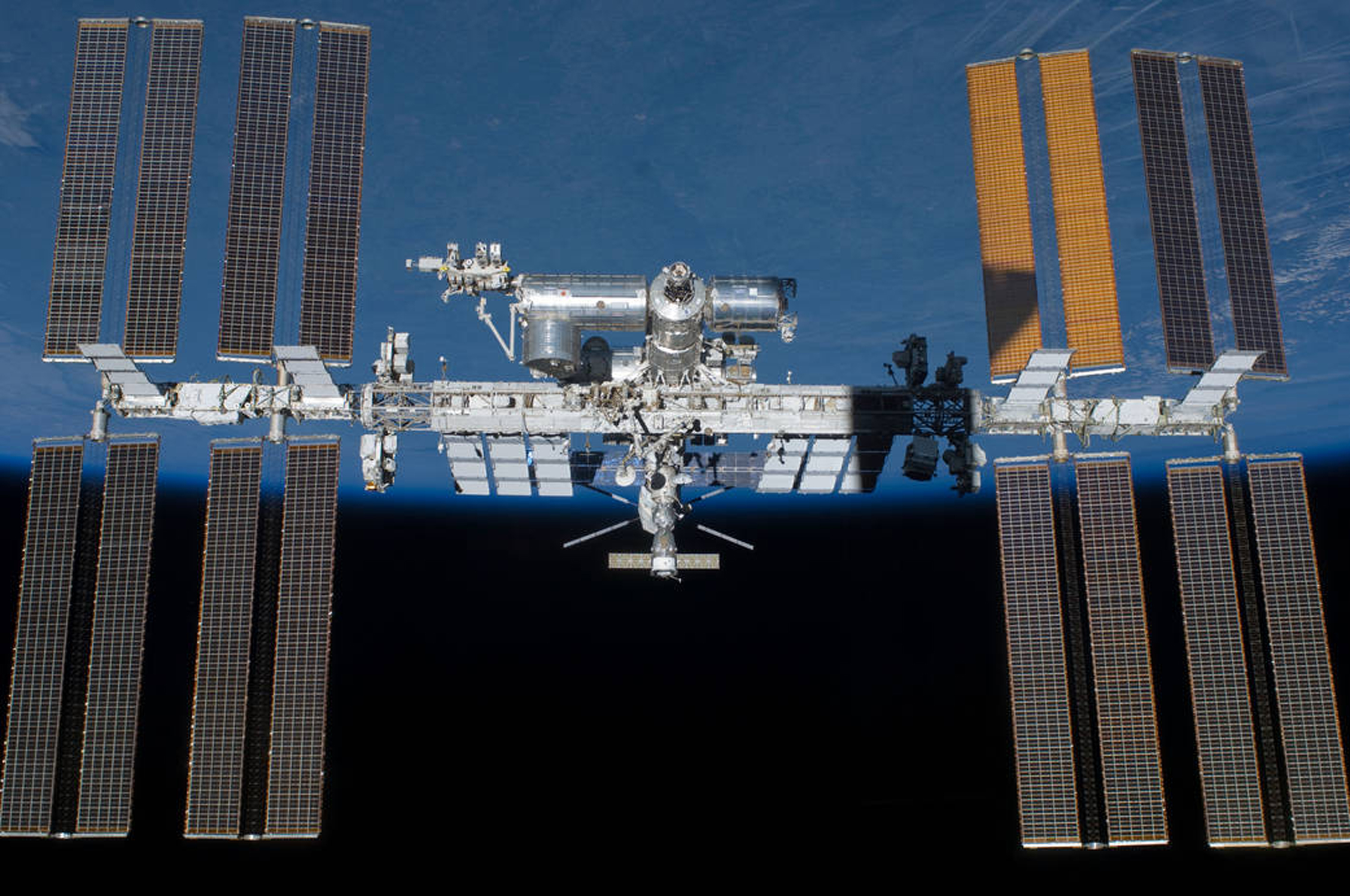 international space station from earth to current transportation - photo #18