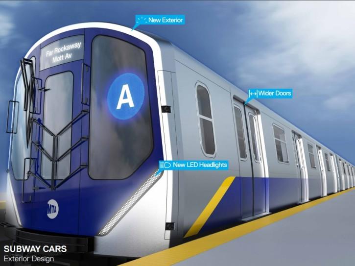 Exterior subway design (MTA)