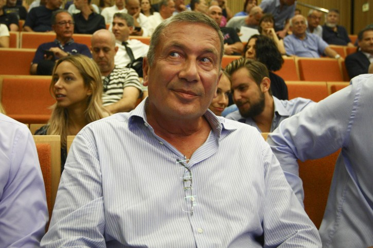 The trial of Israeli businessman Nochi Dankner at the District Court in Tel Aviv on July 04, 2016. Flash90