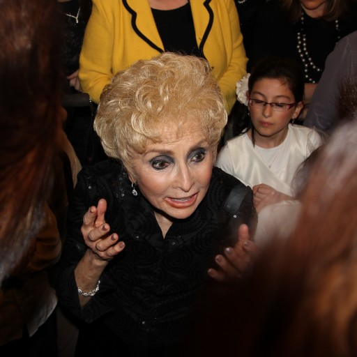 FILE -  Rebbetzin Esther Jungreis (Eli Wohl/VINnews.com)