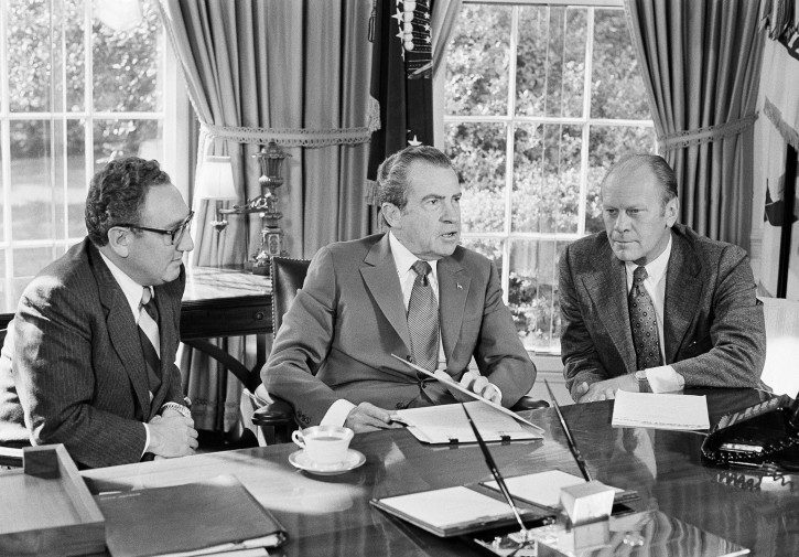 Yorba Linda, CA – Documents: Soviets Worried About Detente After Nixon Quit